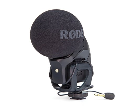 Rode Stereo VideoMic Pro On Camera Stereo (Mini Bridge Stereo)