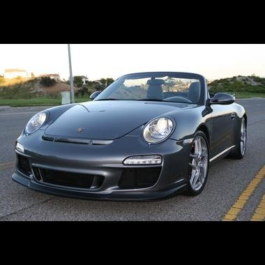 New Gen 2011 Porsche 997.2 GT3 Front Bumper for Late & Early 997 Carrera