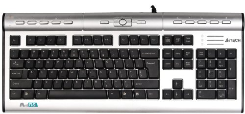 KLS-7MUU Ergonomic Multimedia A-Frame Keyboard