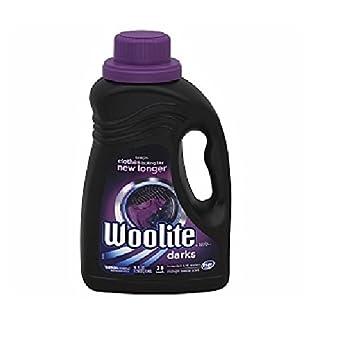 Woolite Dark Care, High Efficiency Laundry Detergent, 25 Loads, 50 fl oz by Woolite: Amazon.es: Salud y cuidado personal
