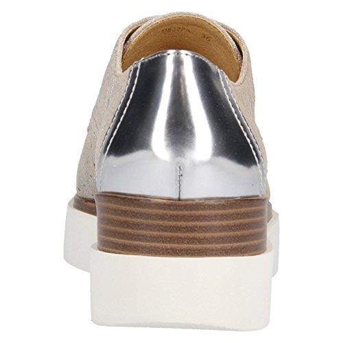 Geox D827PA 077BN Sneakers Donna Beige 41