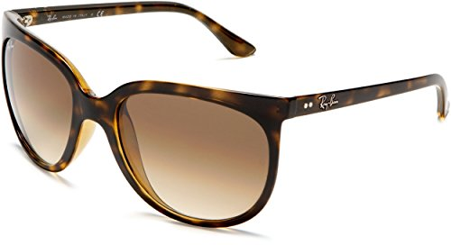 Ray-Ban CATS 1000 - LIGHT HAVANA Frame CRYSTAL BROWN GRADIENT Lenses 57mm Non-Polarized