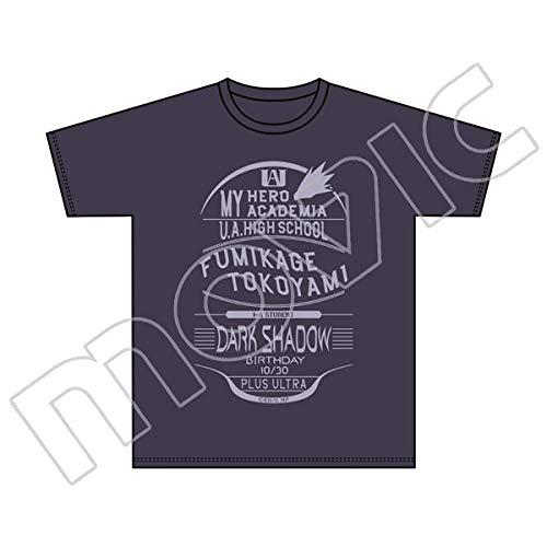 僕のヒーローアカデミア ヒーローTシャツ vol.2 常闇踏陰 女性用フリーサイズの商品画像