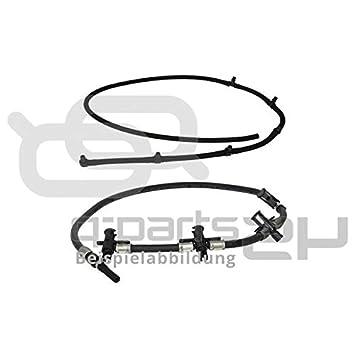 Bosch 0 928 400 318 Schlauch Leckkraftstoff