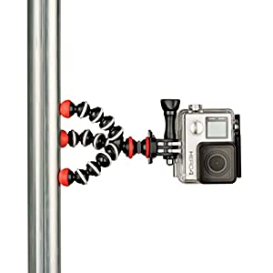 JOBY GPod Mini Magnetic - Compact Tripod With Magnetic Feet For Point & Shoot and 360 Cameras