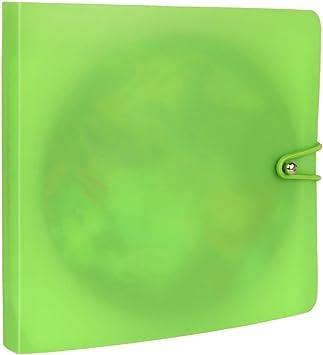COOFIT CD Case 12 Capacidad Portátil CD Estuche portátil Disco de Almacenamiento Estuche para CD DVD: Amazon.es: Equipaje