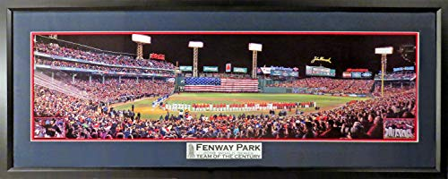 Boston Red Sox Fenway Park 2018 World Series Panoramic (Deluxe) ()