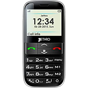 Jethro [SC628] 3G Unlocked Senior & Kids Cell Phone