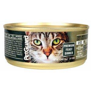 Petguard Cat Premium Feast, 3 oz