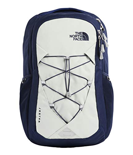The North Face Women's Jester Backpack Tin Grey/Montague Blue One Size