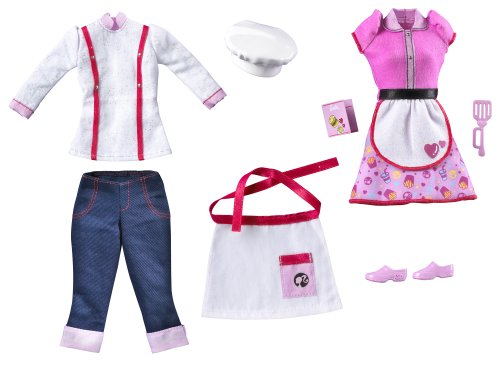 Barbie I Can Be Restaurant Fashion Pack (Barbie Doll Restaurant compare prices)