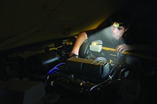 Stanley HL2PKS 5-LED Alkaline Headlamp