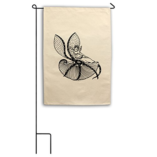 Style in Print Color Your Fairy Queen Color-In Design Canvas