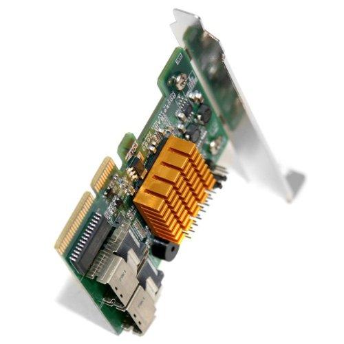 41s KpS5jhL - HighPoint RocketRAID 2680SGL 8-Channel PCI-Express x4 SAS 3Gb/s RAID Controller