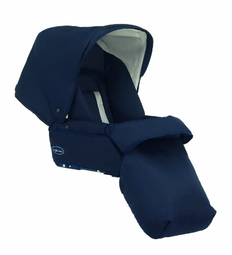 Inglesina Classica Stroller Seat - Navy Blue