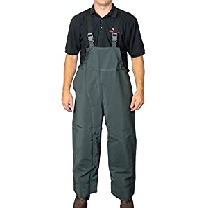 UltraSource PVC Rain and Fishing Overalls, Size 4X-Large
