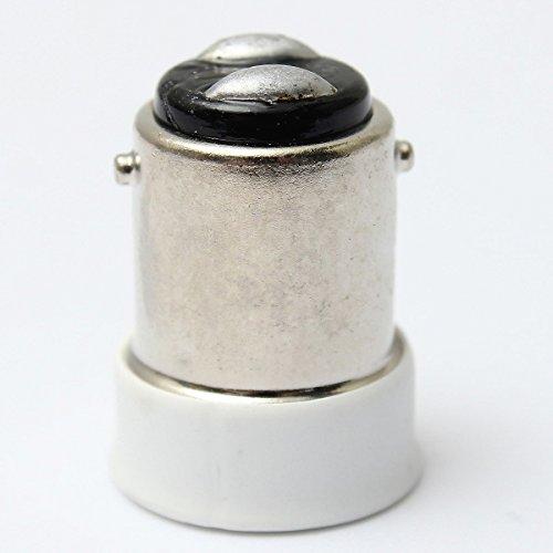 Bluelover Petit À Baïonnette Sbc B15À Petite Ampoule À Vis Ses E14Support Adaptateur Convertisseur