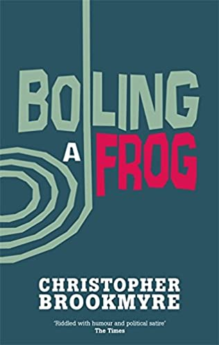 book cover of Boiling A Frog