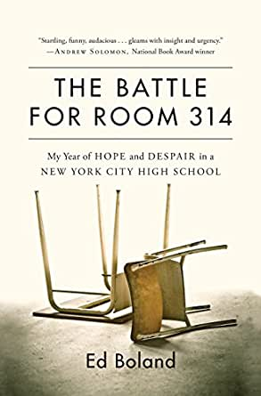 Amazon.com: The Battle for Room 314: My Year of Hope and Despair ...