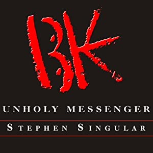 Unholy Messenger Audiobook