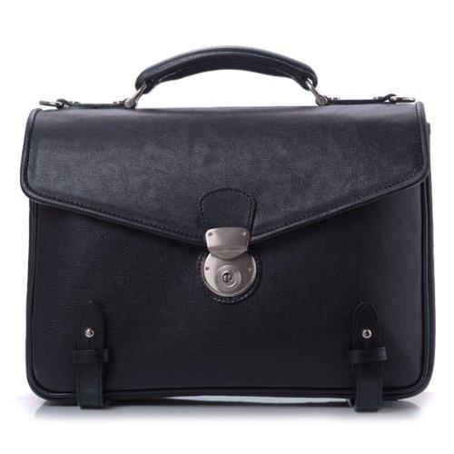 青木鞄(GAZA)本革ブリーフケース B5対応 [DINALY BUSINESS 2 No.4873] B00ENBHP14ブラウン