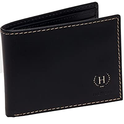 Tommy Hilfiger Wallet - Men's Genuine Leather Hove Passcase Billfold