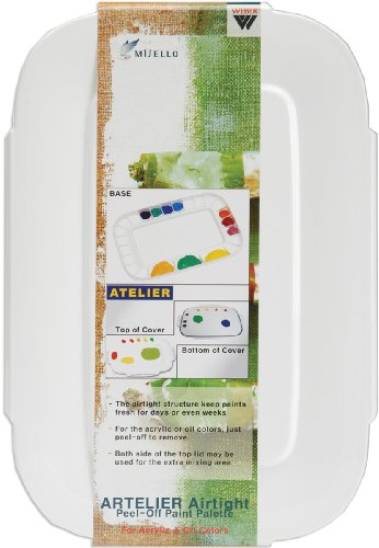 Mijello MAP-3025 Multi-Purpose Palette Various Airtight...
