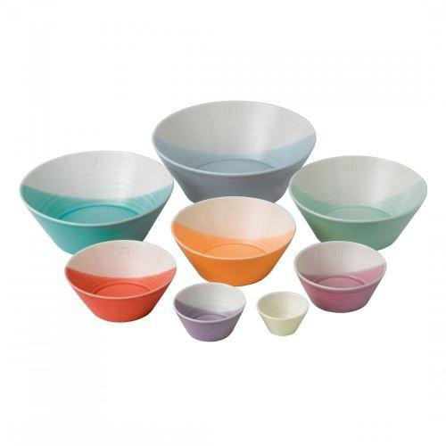 Royal Doulton 1815 Bowls, Set of 8