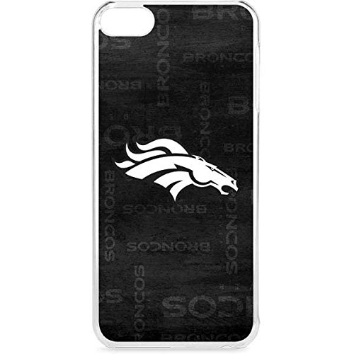 NFL Denver Broncos iPod Touch 6th Gen LeNu Case - Denver Broncos Black & White Lenu Case For Your iPod Touch 6th Gen Denver Broncos Nfl Precision Cut