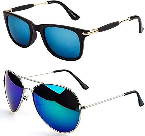Xforia - Gafas de sol para niños y niñas con espejo ...