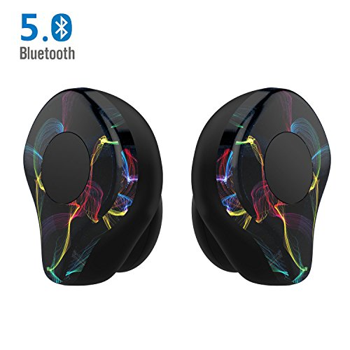 True Wireless Earbuds Blutooth 5.0 LEZII TWS Stereo Bluetoot