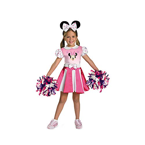 Minnie Mouse Cheerleader Costume - Toddler -