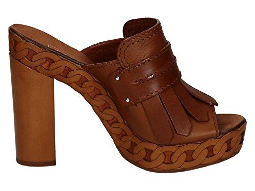 Chaussures Femme Casadei 8188R117FU1RANG400 À Talons Marron Cuir U7x1xCwqZ