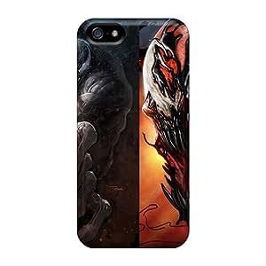 Special Design Back Venom Vs Carnage Phone Case Cover For Iphone 5/5s