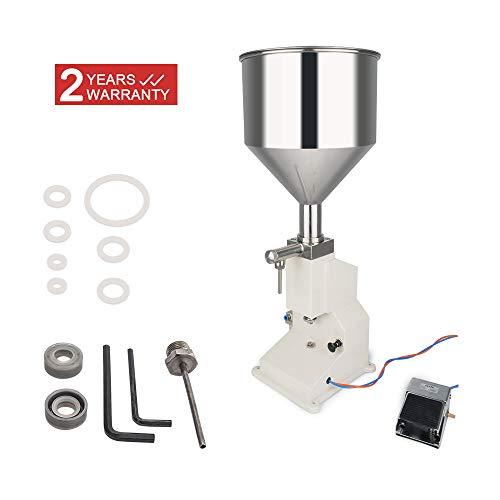 (DPL Liquid Filling Machine 5-50ml Bottle filler Adjustable bottle filling machine Filler (FBM-A02))