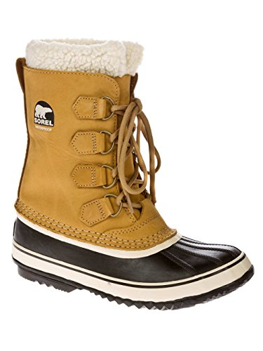 Black 2 Buff Boot Women's Sorel PAC 1964 tWAPqY
