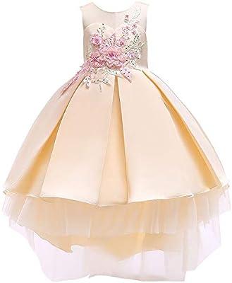 Xiao Jian- Vestido para niñas Falda Vestido para niñas Falda ...