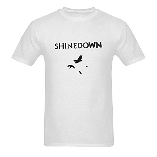 Generic Rock Band Shinedown The Sound Of Madness T-Shirt for Men (Sounds Spectacular Band)