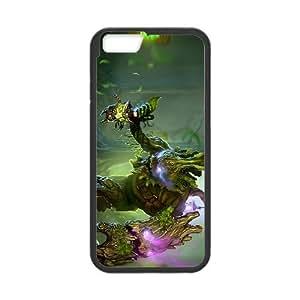 iPhone 6 4.7 Inch Cell Phone Case Black League of Legends Maokai atlas phone case adgh7016867