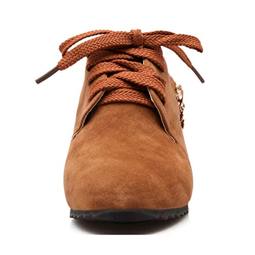 Mujer Coolcept Zapatos Interior Marr Amarillo a Moda Cu Bombas gPwdP