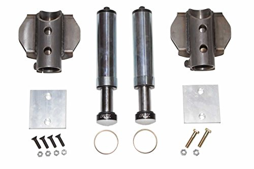 Skyjacker JKLSABR Air Bump Stop Kit Rear Incl. Fox Air Bump Stops Bump Stop Brackets And Spacers Air Bump Stop Kit ()