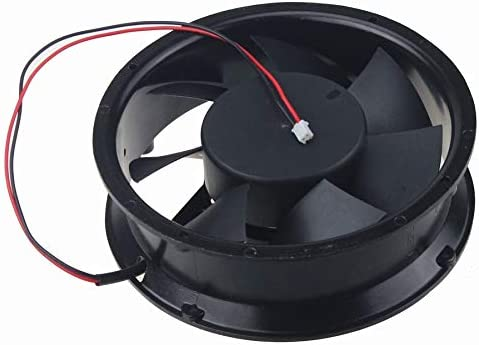 Gdstime 170mm 172x51mm DC 12V 17251 Dual Ball Industrial Axial Cooling Fan