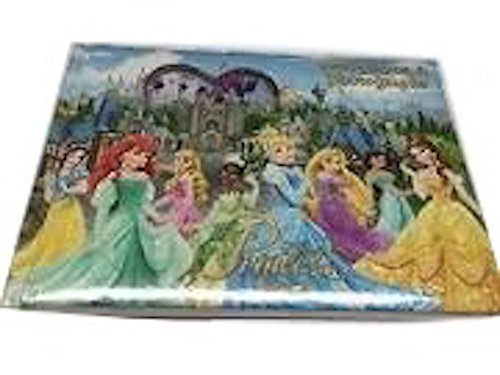 Disneyland Princess Autographs & Photographs Book - Disney Parks Exclusive & Limited Availability - BONUS - Belle Pen Included