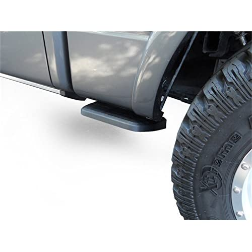 Hot AMP Research 75413-01A BedStep2 Retractable Truck Bed Side Step for 2017-2018 Ford F-250/F-350 (All Beds)