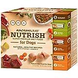 Rachael Ray Nutrish Natural Wet Variety Dog Food (6 Pack), 8 oz