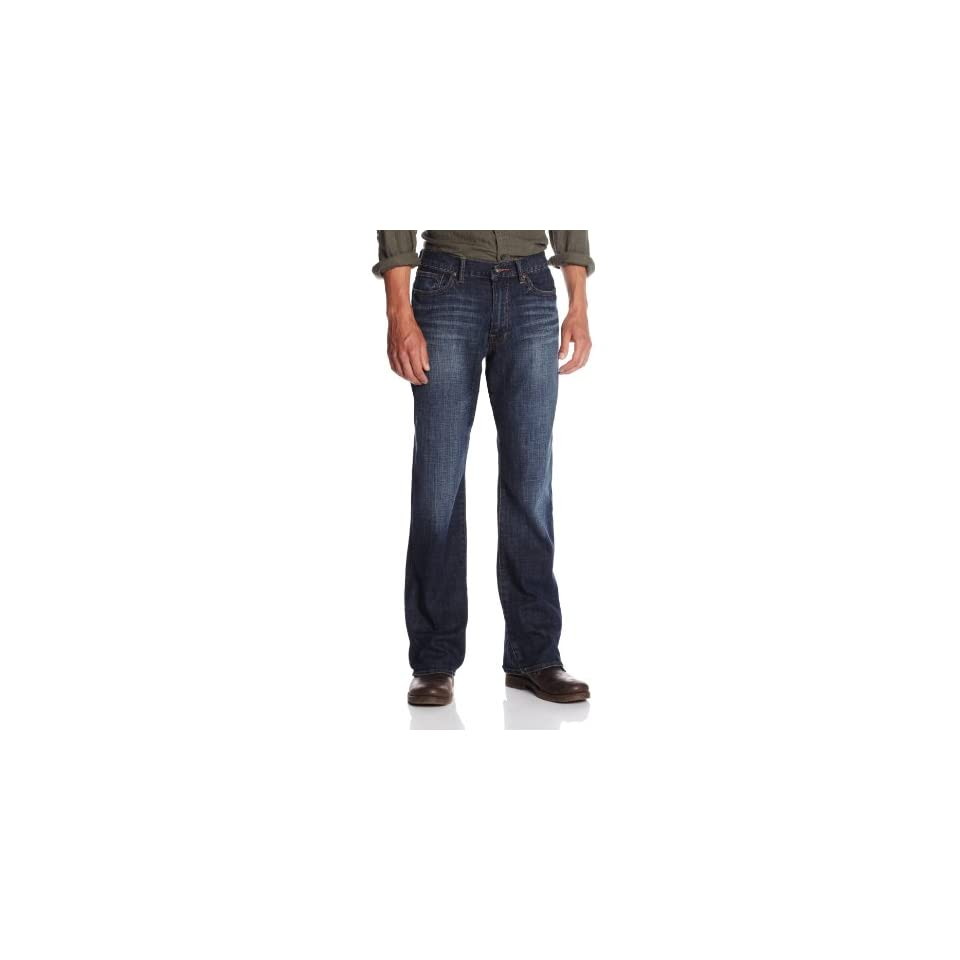 Lucky Brand Mens 367 Vintage Bootcut Jean In Riverneck, 29x30