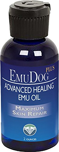 - EmuDog Plus Dog Emu Oil for Advanced Skin Healing