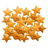 Kenson Kids Yellow Plastic Replacement Star Pack