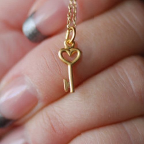 heart charms personalized - 2