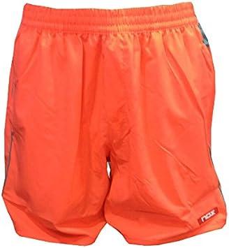 NOX Pantalón Padel Hombre Neon Coral XXL: Amazon.es: Deportes y ...